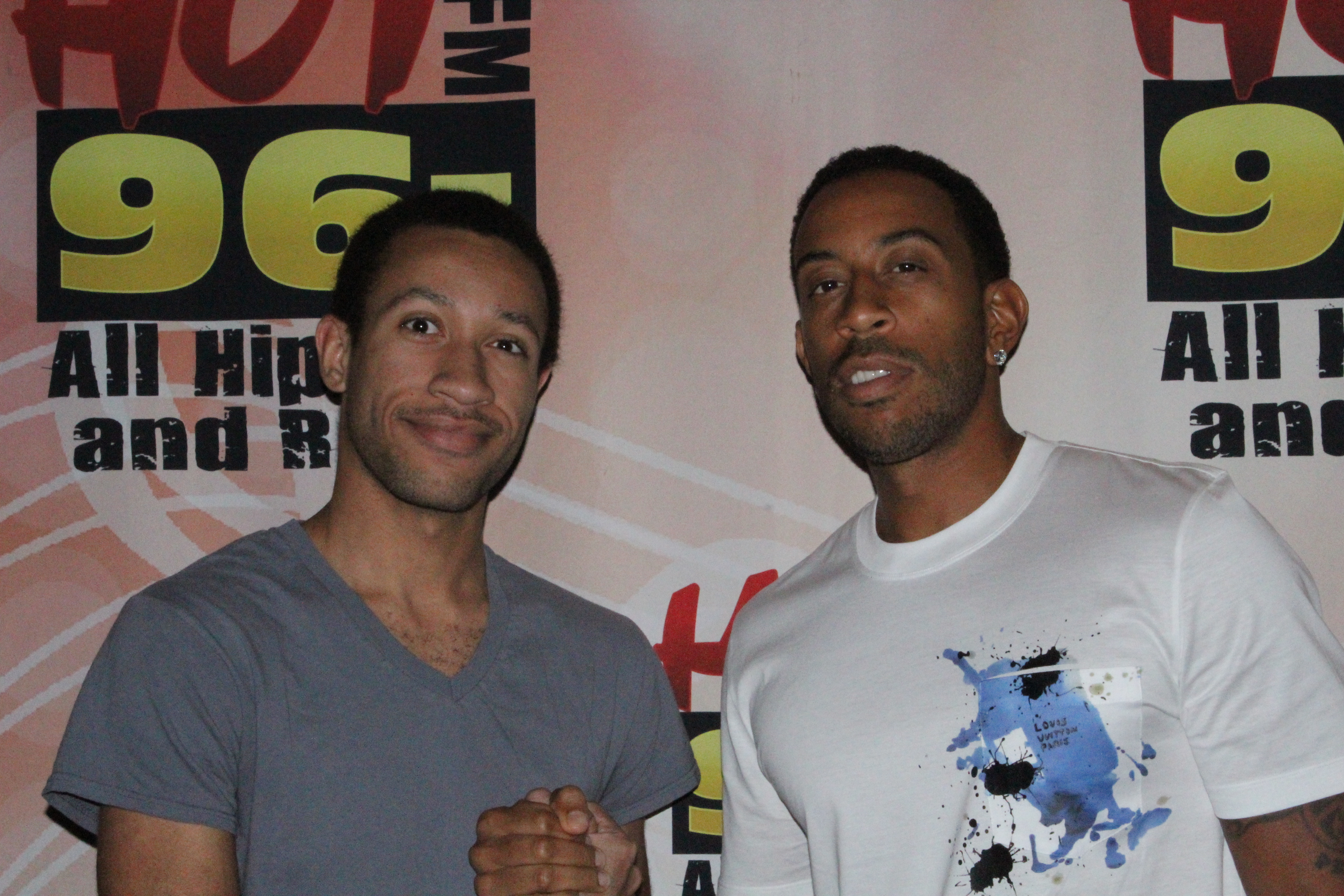 Ludacris Meet & Greet Photos