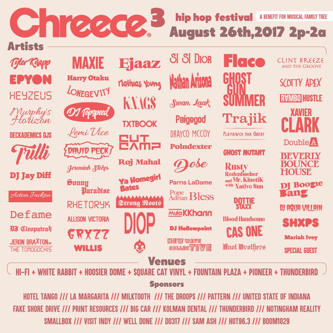 Chreece Flyer