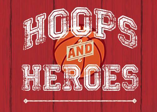 Hoops and Heroes Flyer