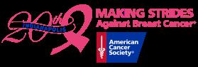 Making Strides Against Breast Cancer Walk Flyer
