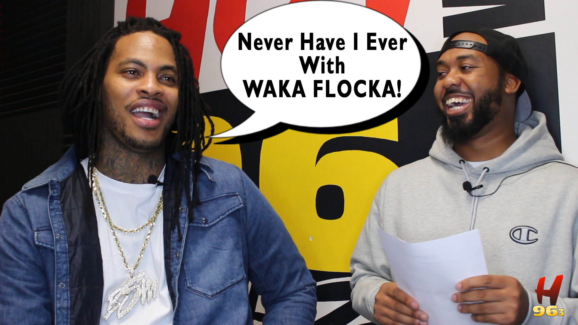 Never Have I Ever - Waka Flocka