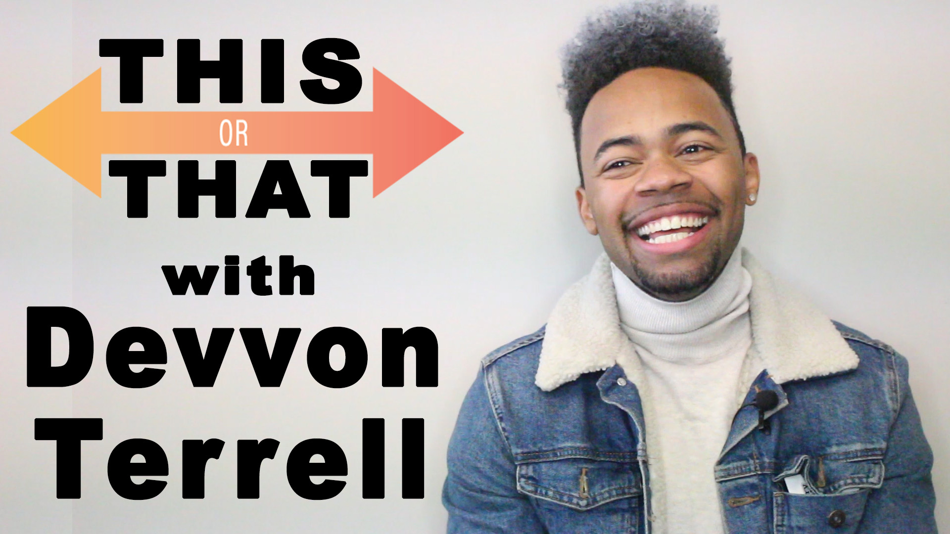 Devvon Terrell - 'This or That'