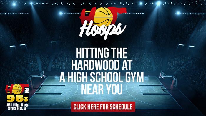 Hot Hoops Flyer