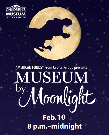 Museum by Moonlight Flyer