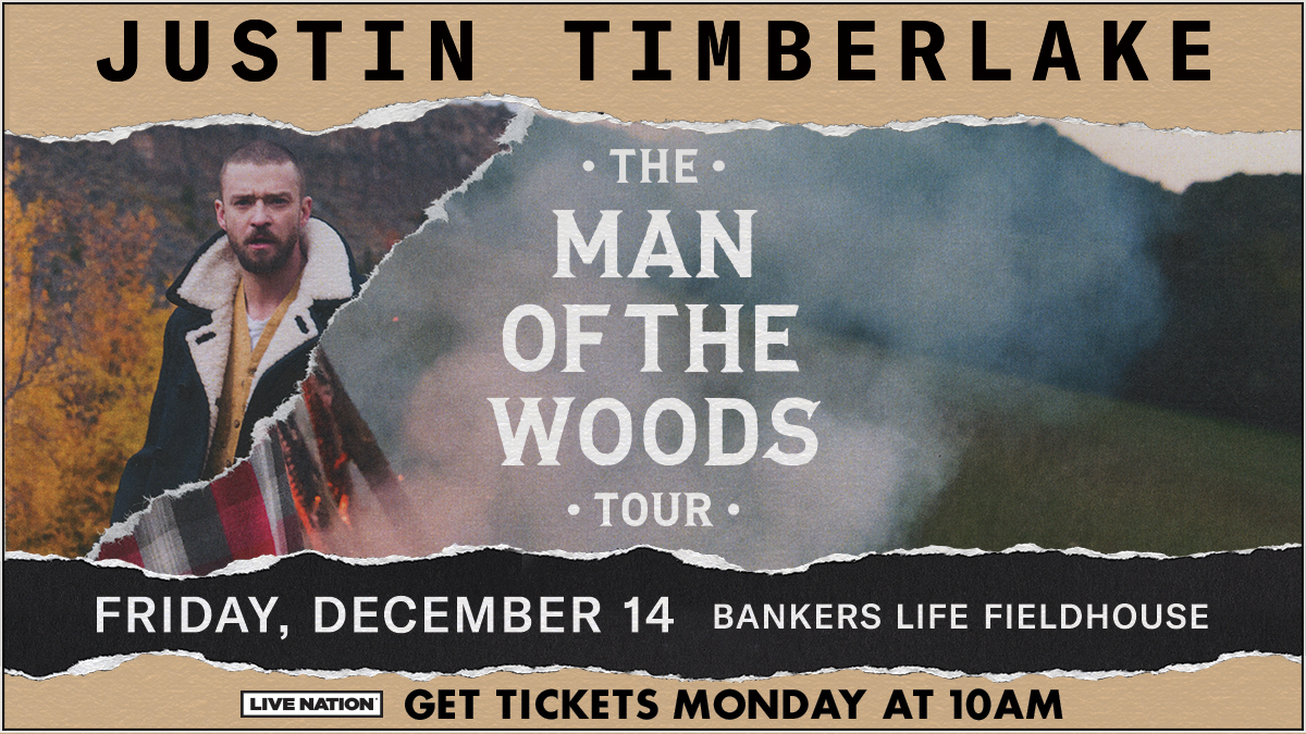 Justin Timberlake Indy Flyer