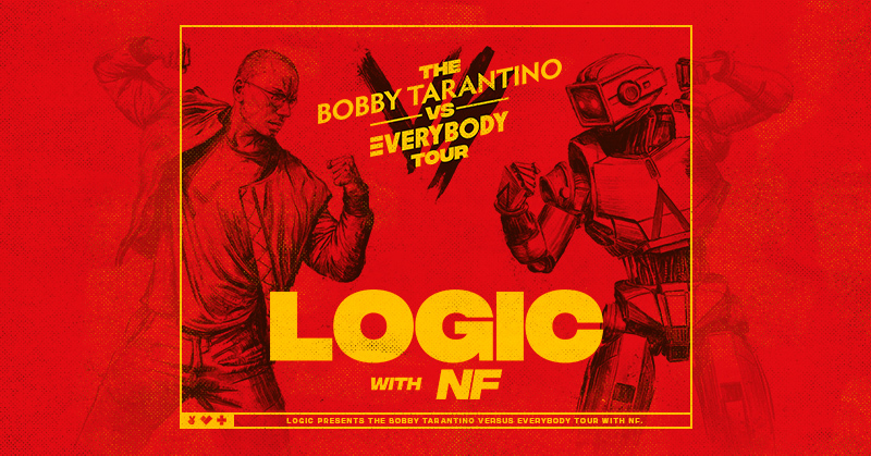 Bobby Tarantino vs. Everybody Tour with NF and Kyle Flyer