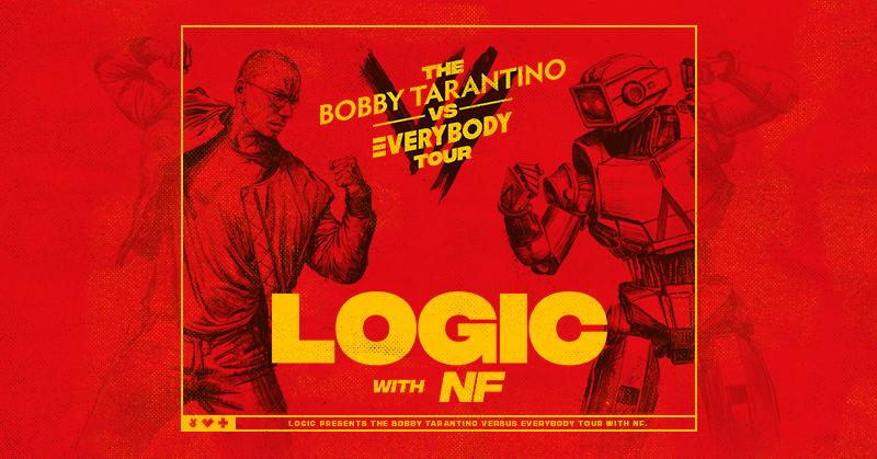Bobby Tarantino vs. Everybody Tour with NF and Kyle Flyer