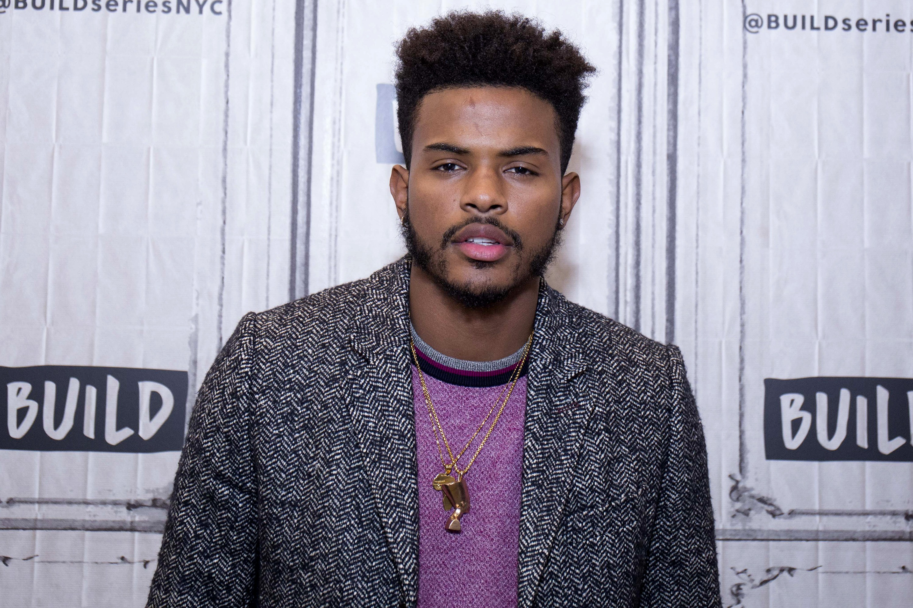 Build Presents Trevor Jackson Discussing 'Grown-ish'