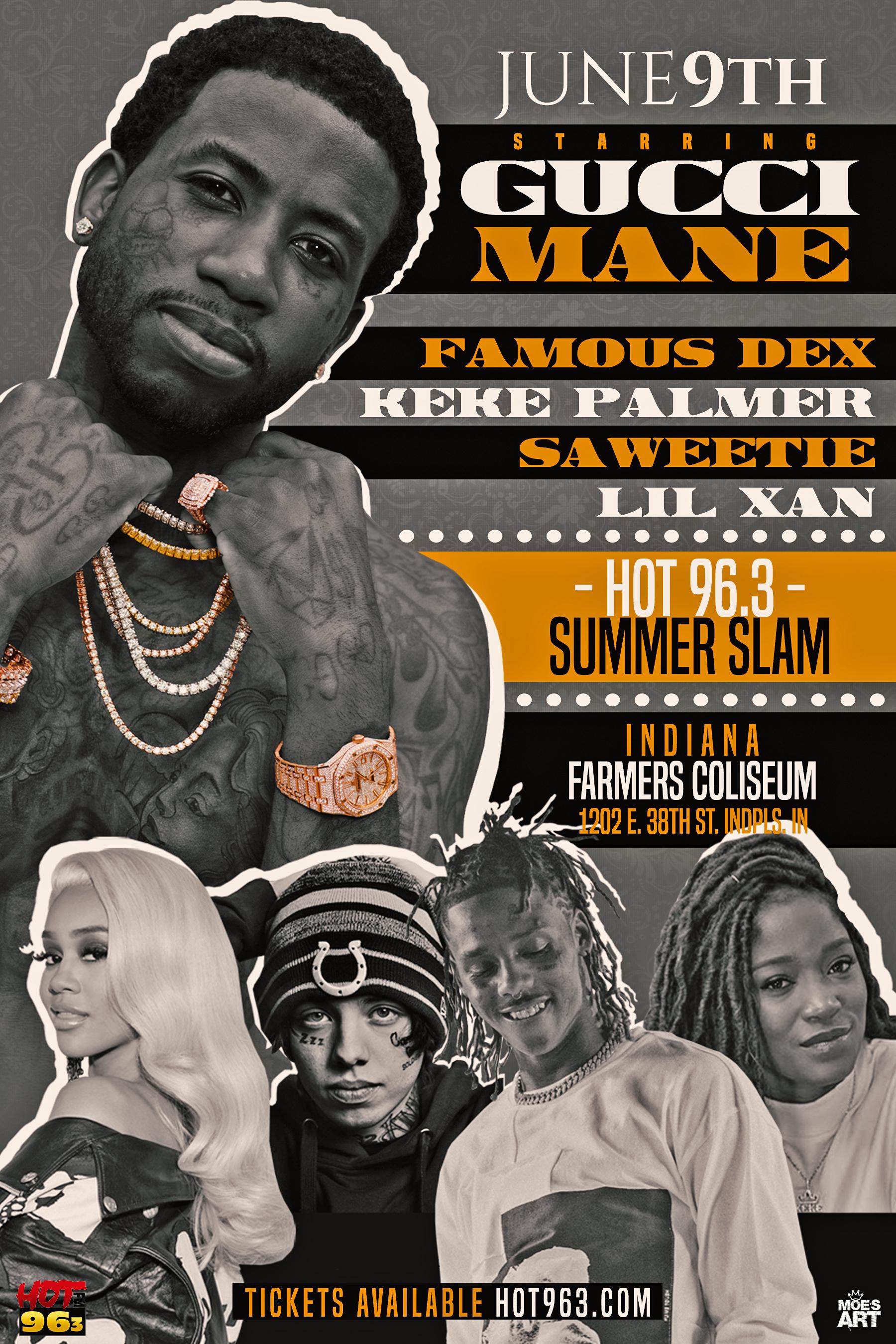 Hot 96.3 Summer Slam Graphic 2