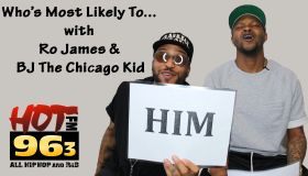Ro James & BJ The Chicago Kid Play - Who's Most Likely To