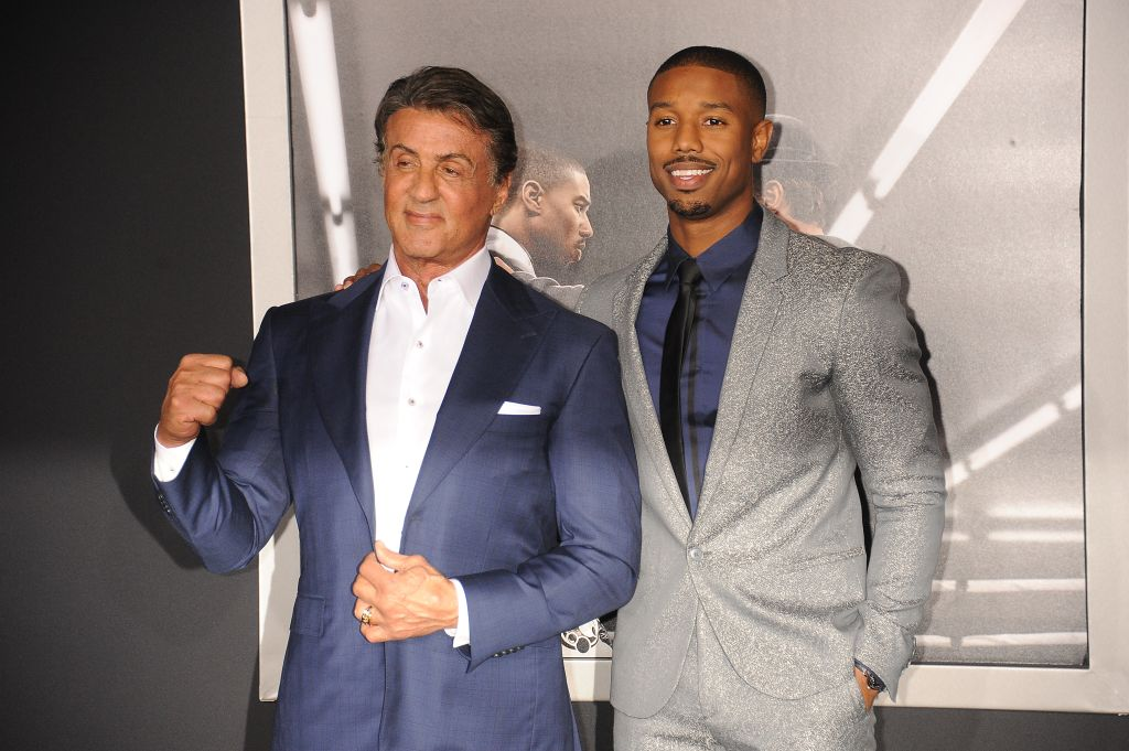 USA - Creed premiere in Los Angeles