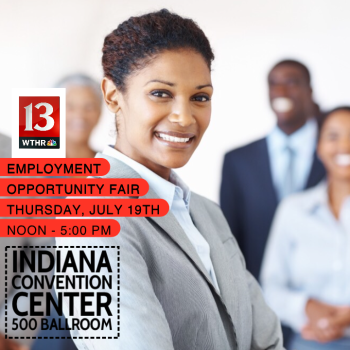 Employment Opportunity Fair Flyer
