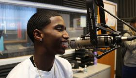 King Combs Interview - Hot 96.3