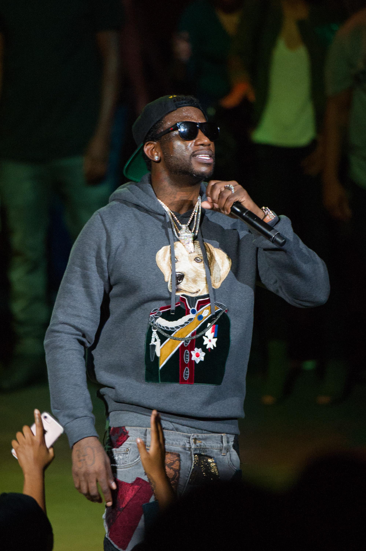 Gucci Mane In Concert - Detroit, Michigan