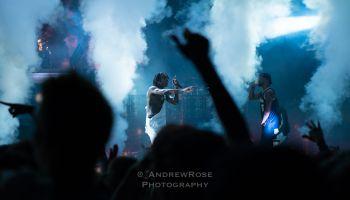Wiz Khalifa & Rae Sremmurd Concert Photos - Hot 96.3