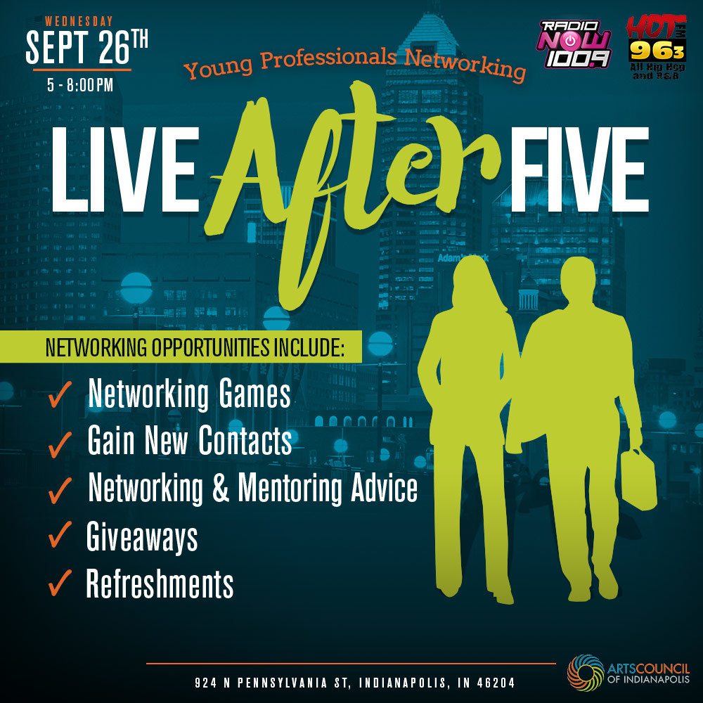 Live After Five Arts Council of Indianapolis