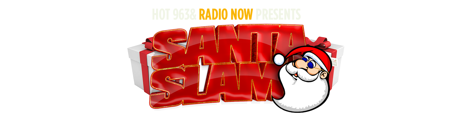 Santa Slam Header LOGO