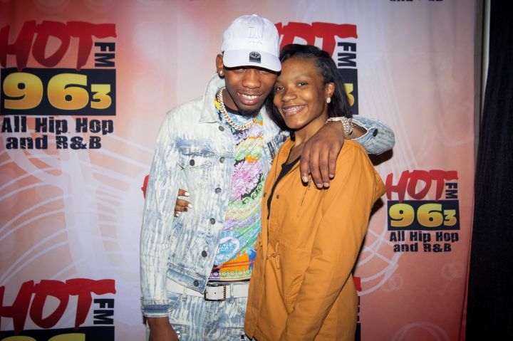 BlocBoy JB M&G - Santa Slam 2018