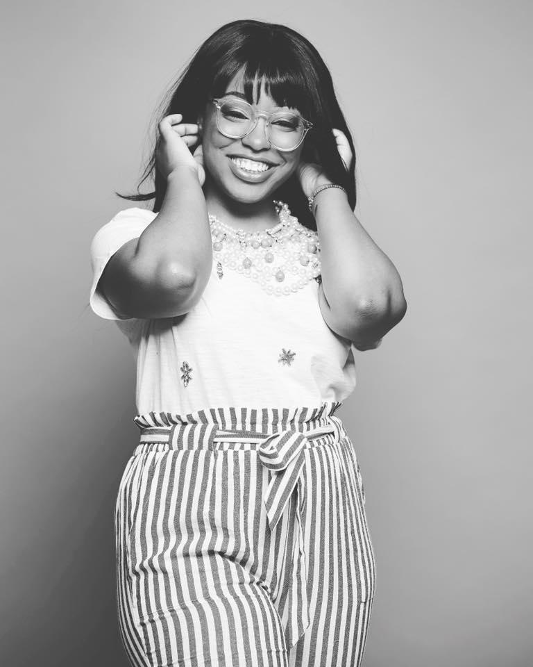ebony black&white
