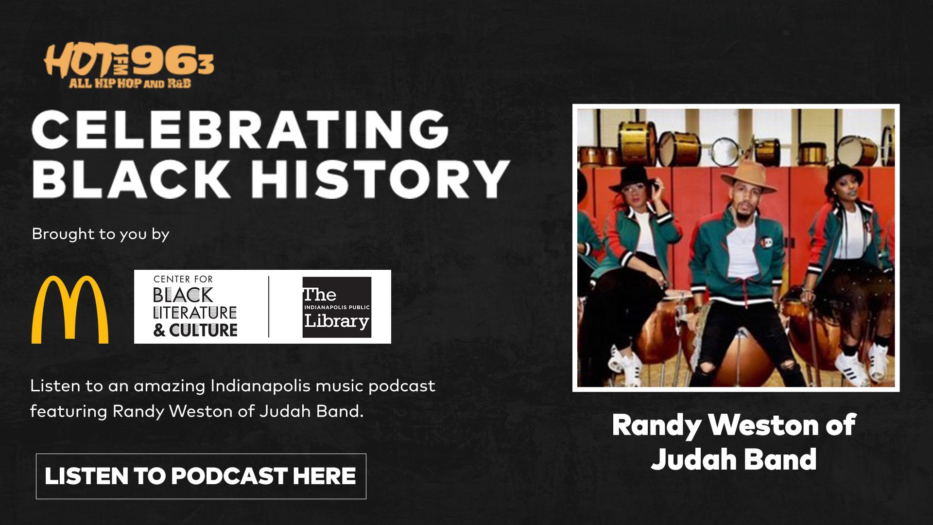 McDonald's Black History Month Podcast: Randy Weston