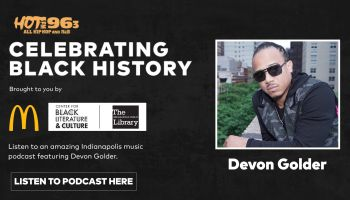 McDonald's Black History Month Podcast: Devon Golder