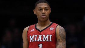 COLLEGE BASKETBALL: NOV 10 Miami OH at Butler