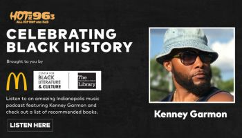 McDonald's Black History Month Podcast Graphics