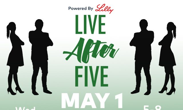 Live After Five @ FortyFive Degrees flyer