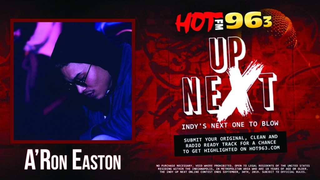 Up Next: Indy's Next One To Blow: A'ron Easton