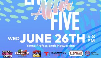 Live After Five June 2019