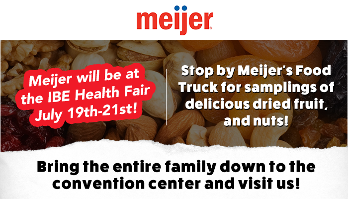 Meijer IBE Health Fair (Food Truck)