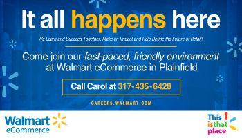 Walmart eCommerce Seasonal Hiring Event