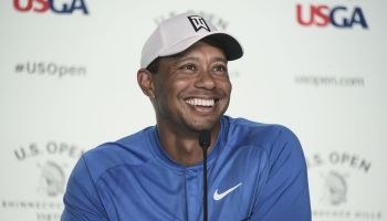 Tiger Woods - 2018 US OPEN Golf