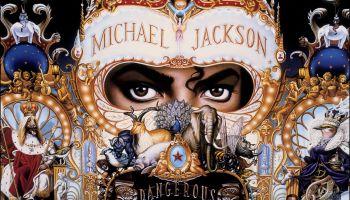 Michael Jackson's Record 'Dangerous' In France On November 21, 1991.