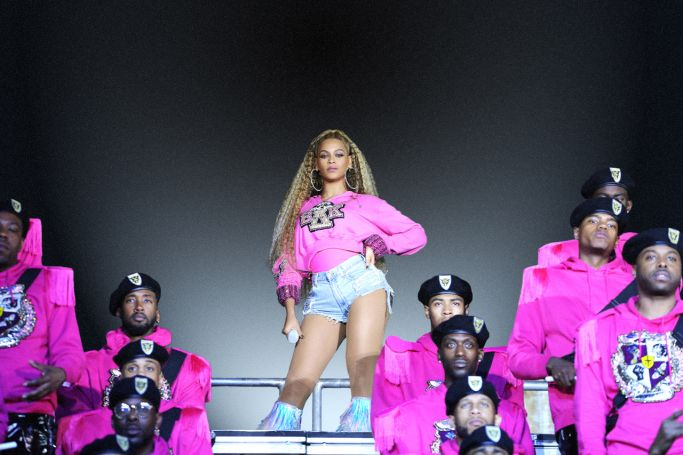 HOMECOMING: A film by Beyoncé - Production Still