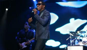 Babyface at Jazz In The Gardens 2016